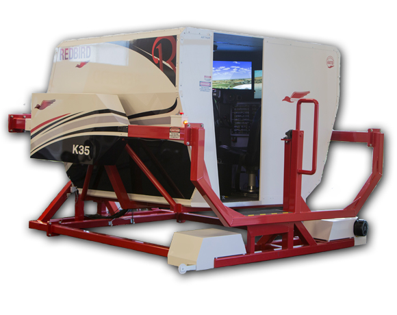 Cockpit Specific Training Devices from Redbird Flight Simulations