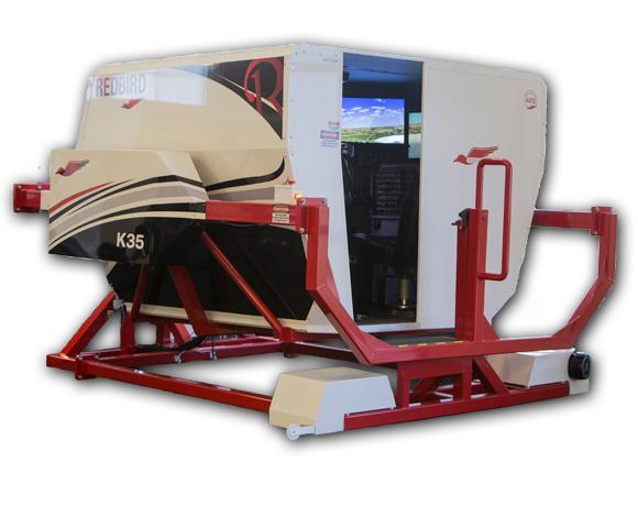 Cockpit Specific Training Devices from Redbird Flight Simulations