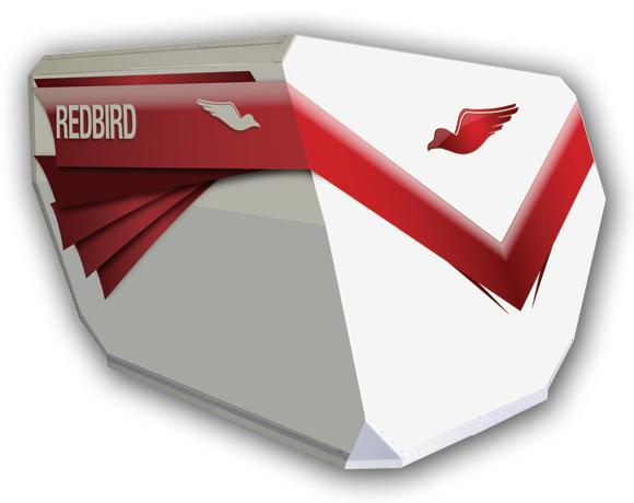 Redbird Flight Simulations SD