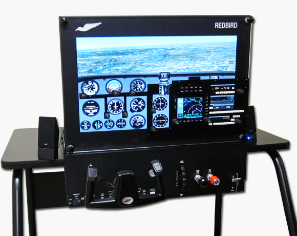 Simulators | Redbird Flight