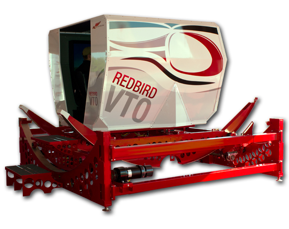 Redbird Flight Simulations VTO