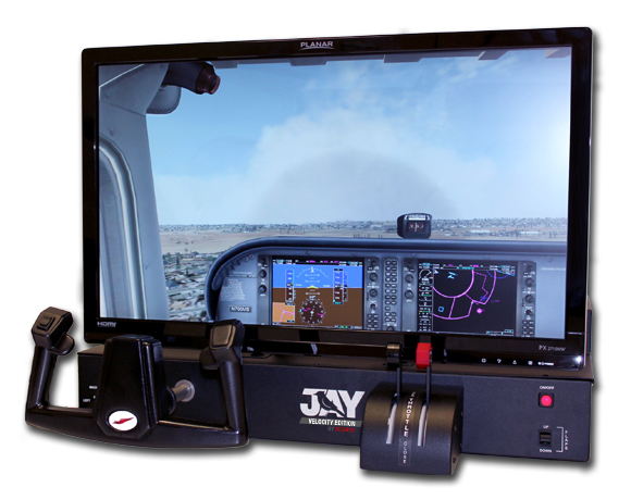 Redbird Flight Simulations Jay Velocity