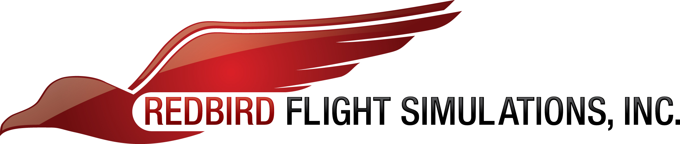 Redbird Flight Simulations Logo