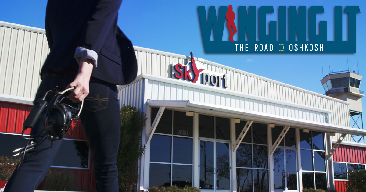 An Interview with the Host of Winging It